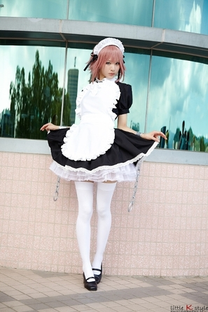 Cute Fairy Tail Virgo Maid Cosplay Girls Cosplay Girls And Boys